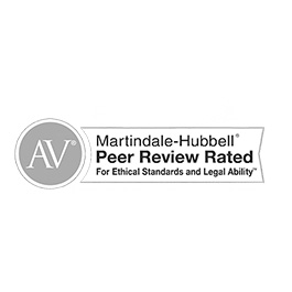Martindale-Hubbell Peer Review Rated Award